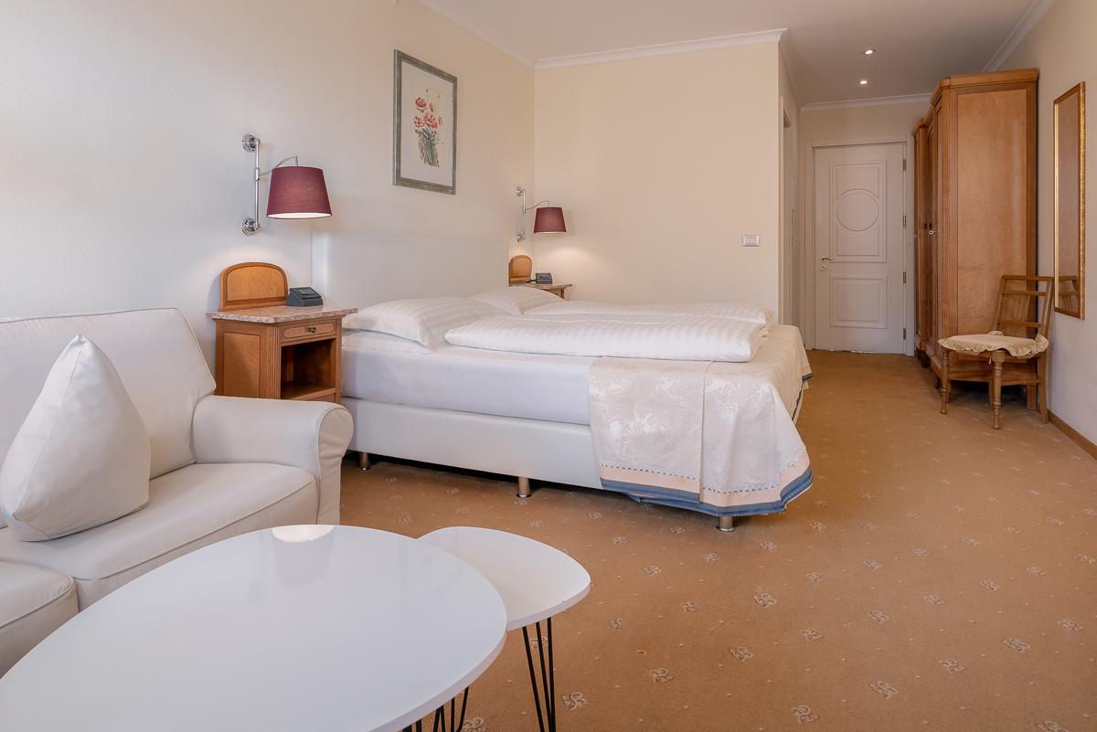 Comfort Doppelzimmer im Hotel Aster