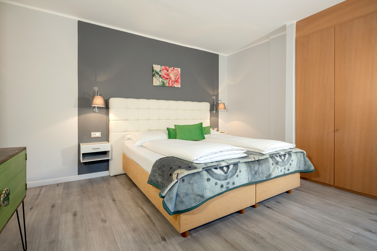 Doppelzimmer Comfort East Side im Hotel Aster
