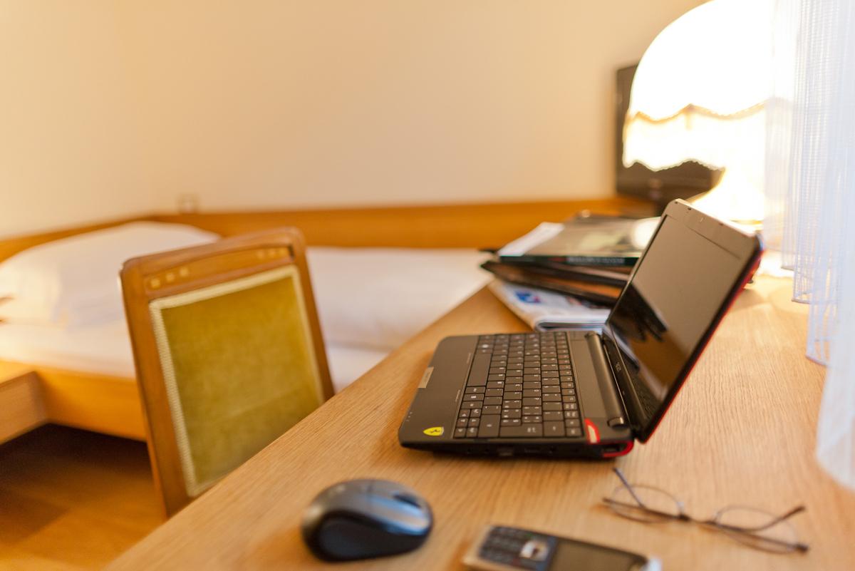 Einzelzimmer im Hotel Aster