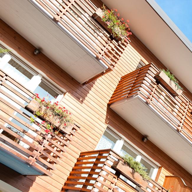 Hotel Aster Meran, Hausansicht
