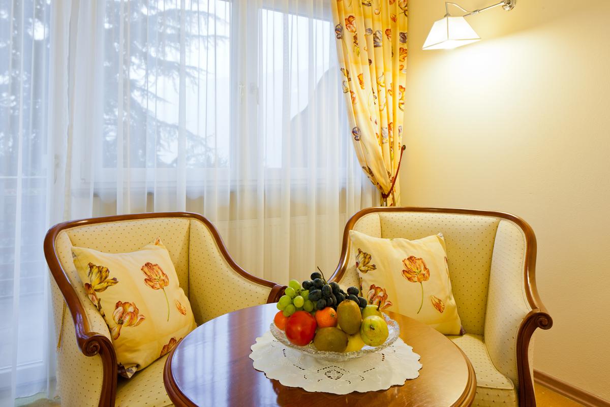 Superior Doppelzimmer im Hotel Aster
