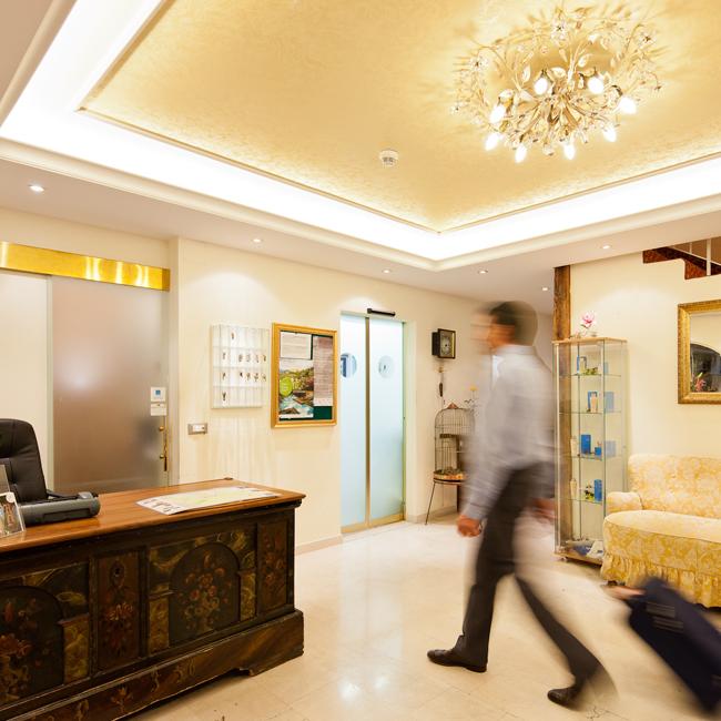 Hotel Aster Meran, Rezeption