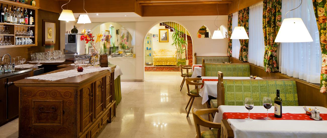 Hotel B&B Aster Meran - Ambiente zum Wohlfühlen